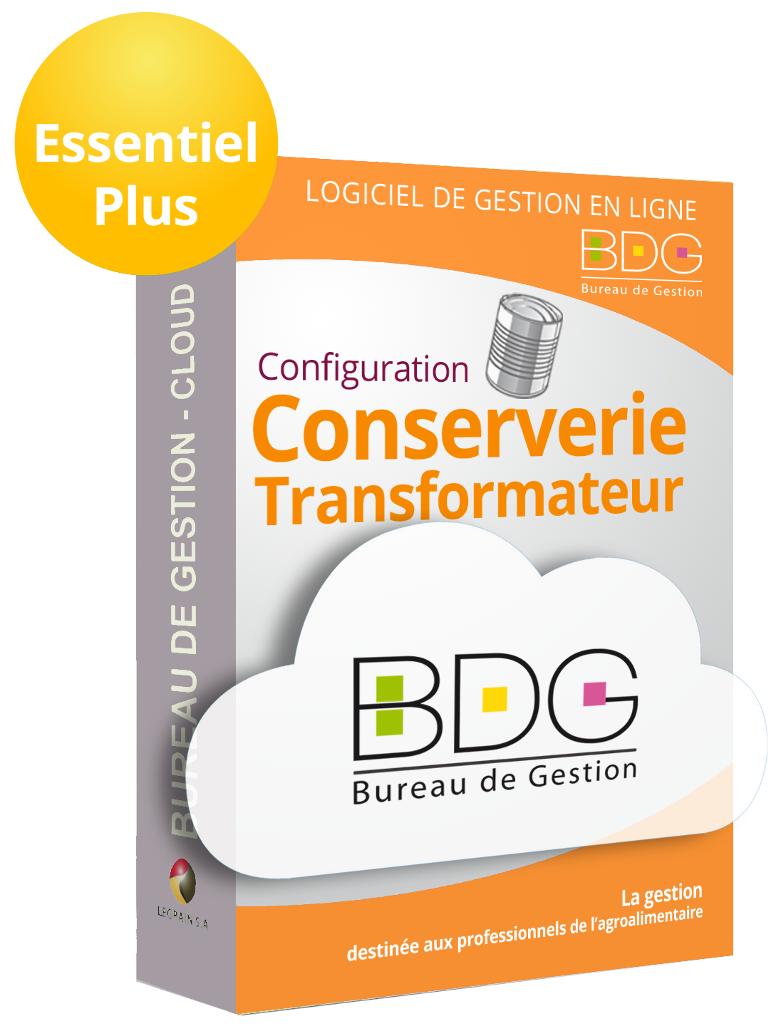 Bureau de Gestion Cloud - Conserveries Transformateurs Essentiel Plus