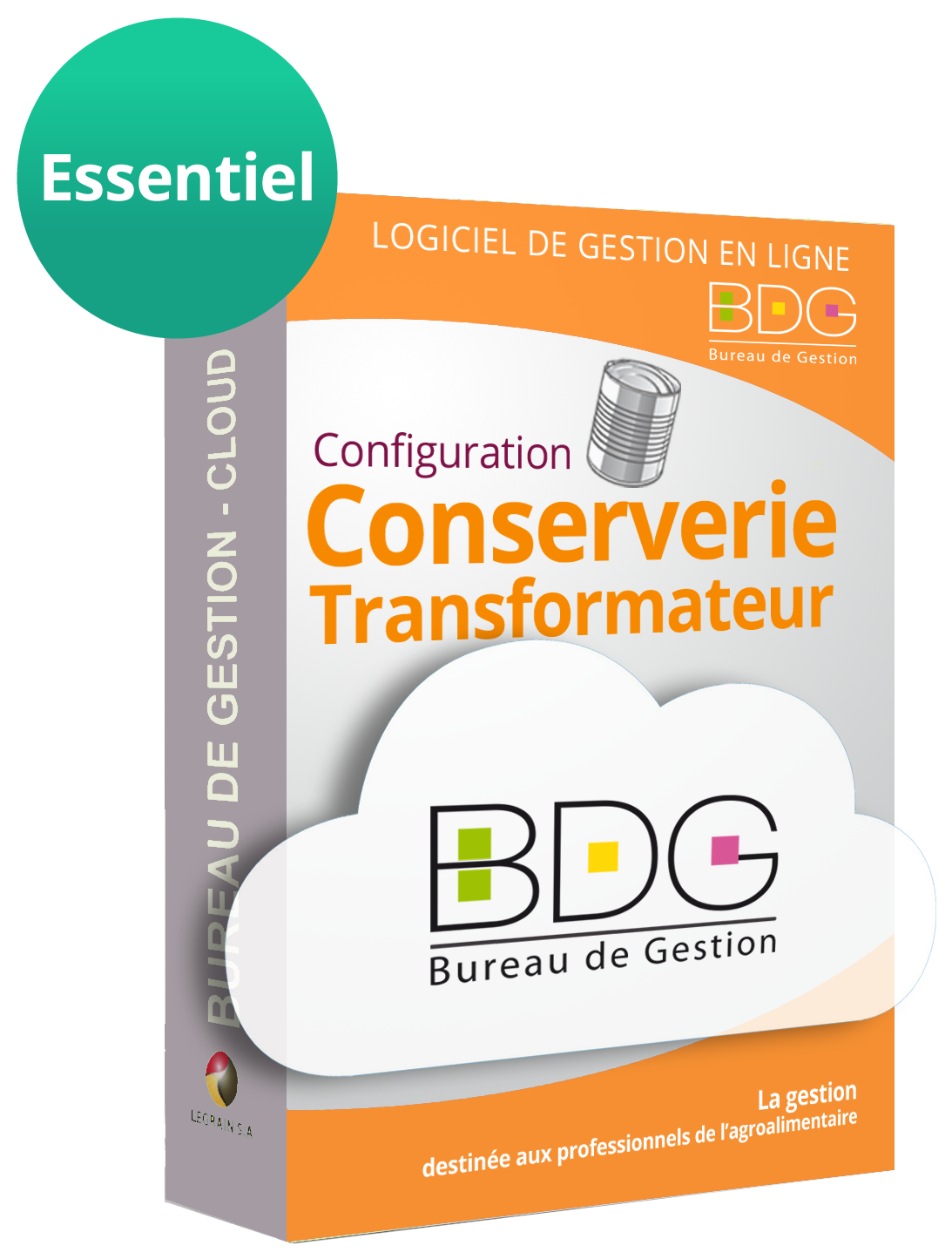 Bureau de Gestion Cloud - Conserveries Transformateurs Essentiel