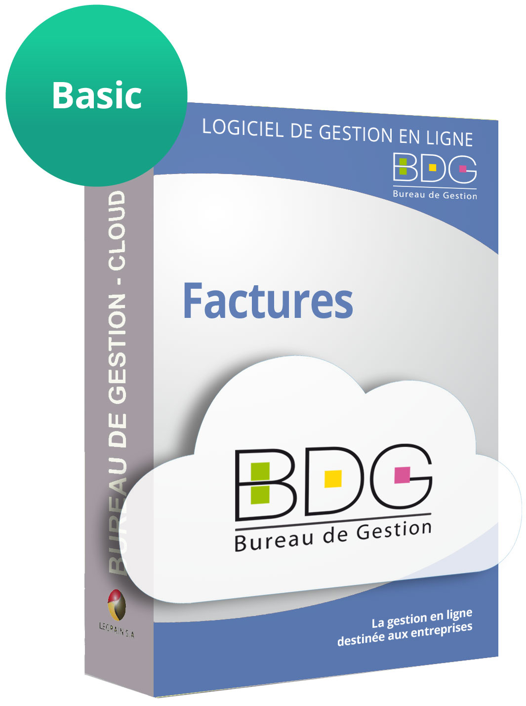 Bureau de Gestion Cloud - Facturation en ligne