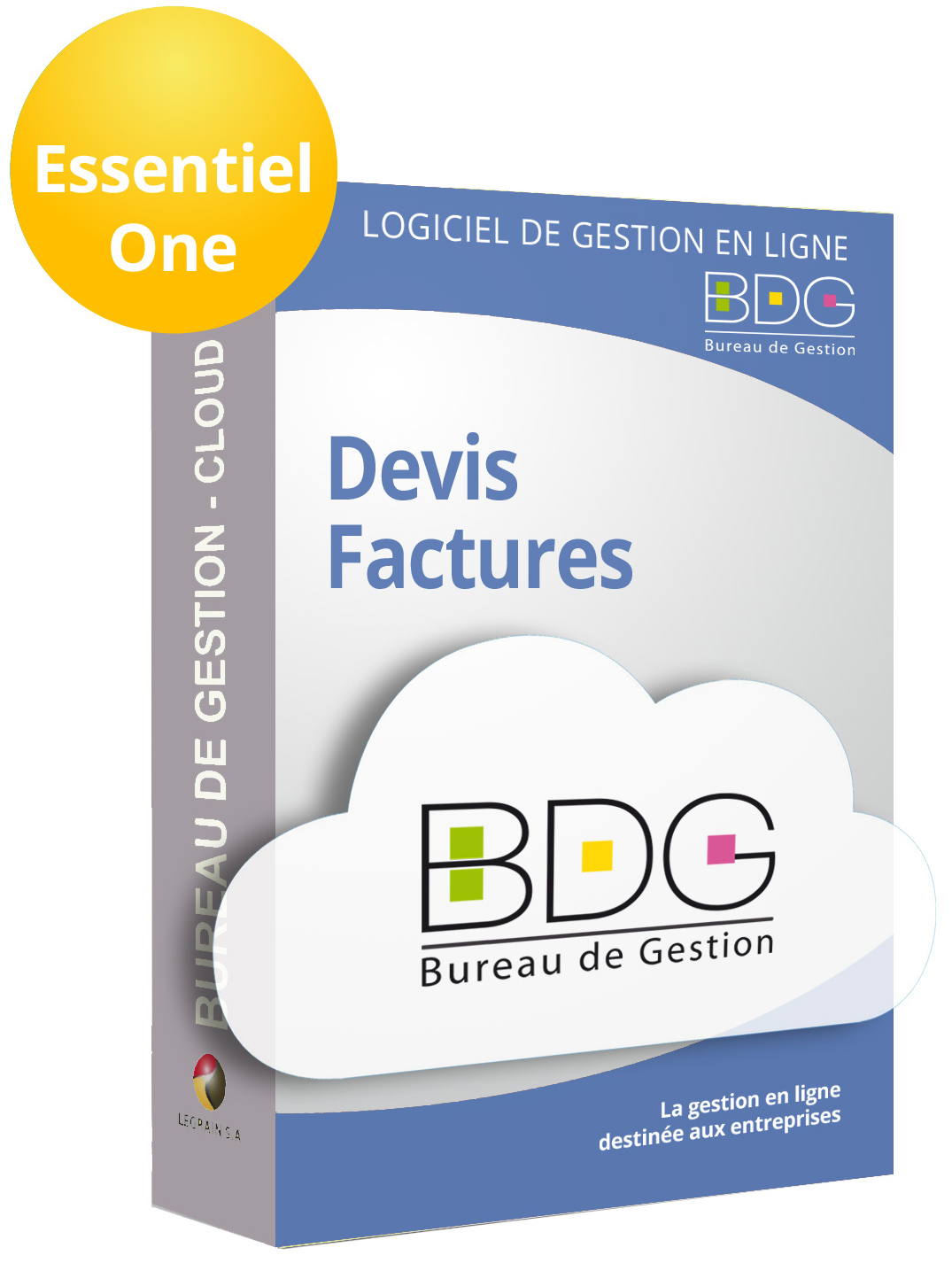 Bureau de Gestion Cloud - devis factures en ligne