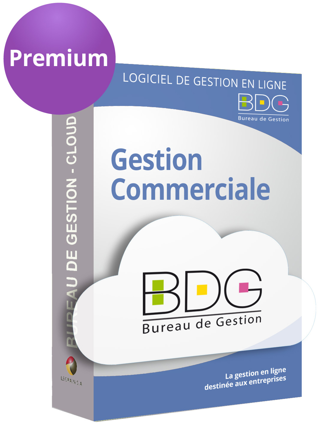 Bureau de Gestion Cloud - Gestion commerciale