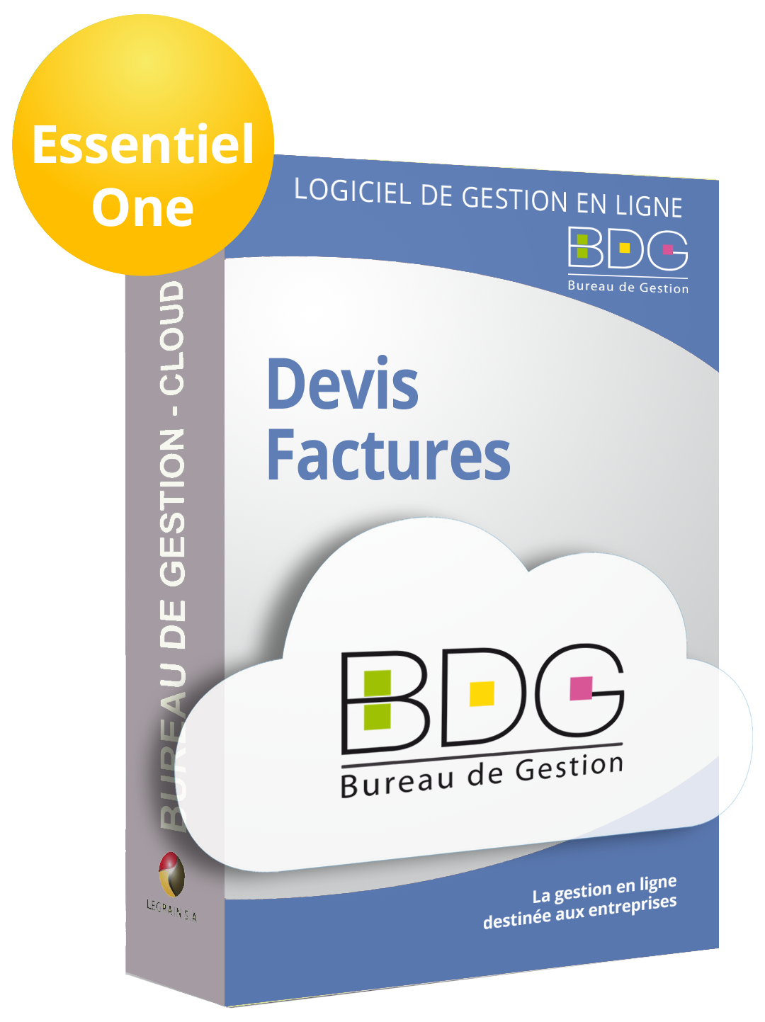 Bureau de Gestion Cloud - Devis / Factures en ligne