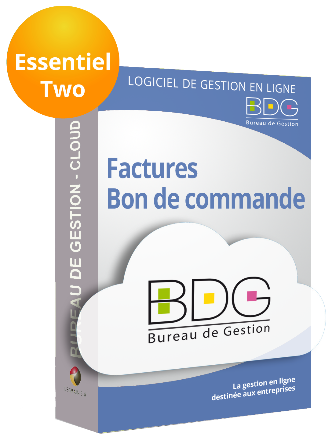 Bureau de Gestion Cloud - Factures / Commandes