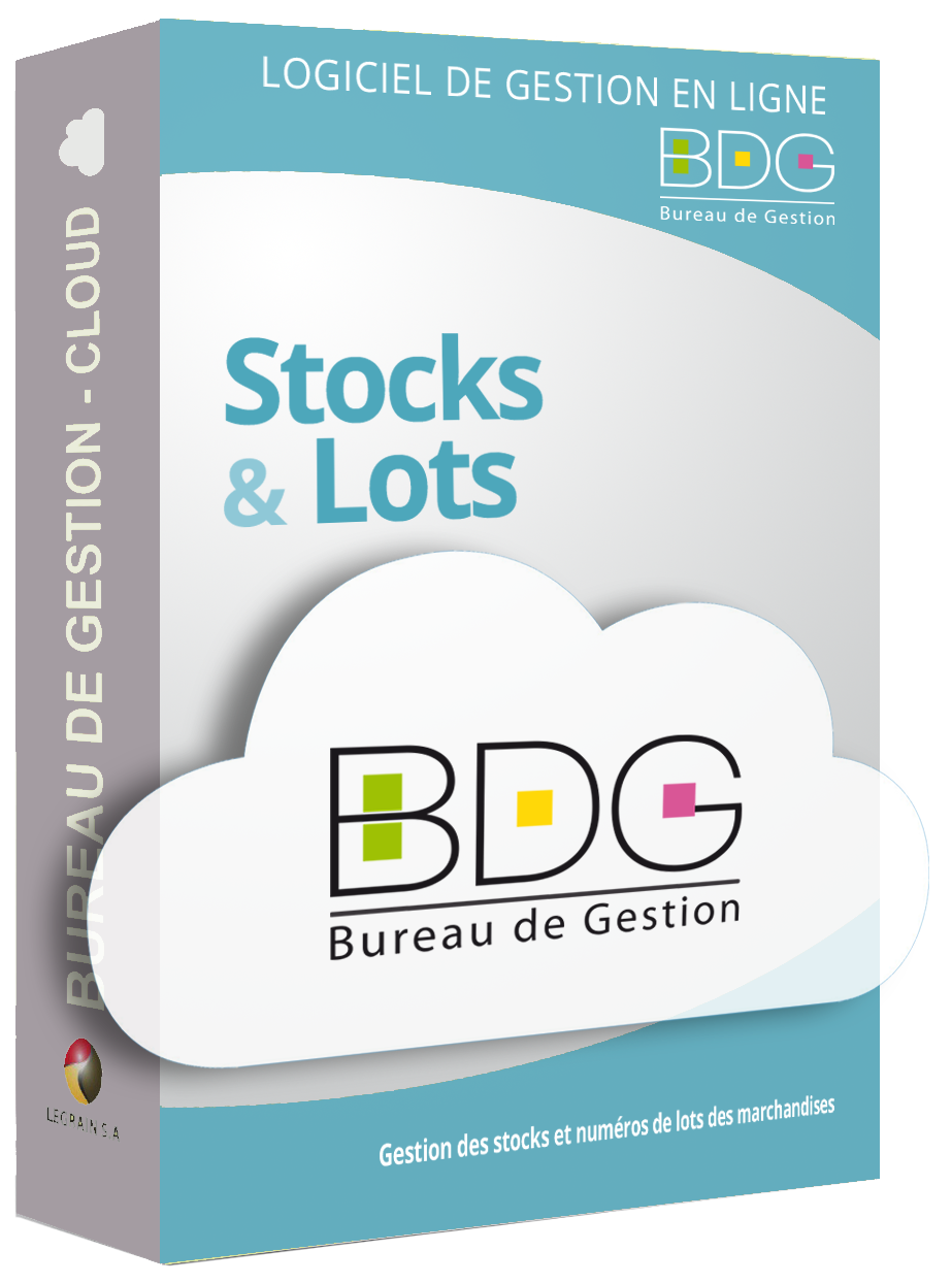 Bureau de Gestion Cloud - Gestion des stocks et lots en ligne