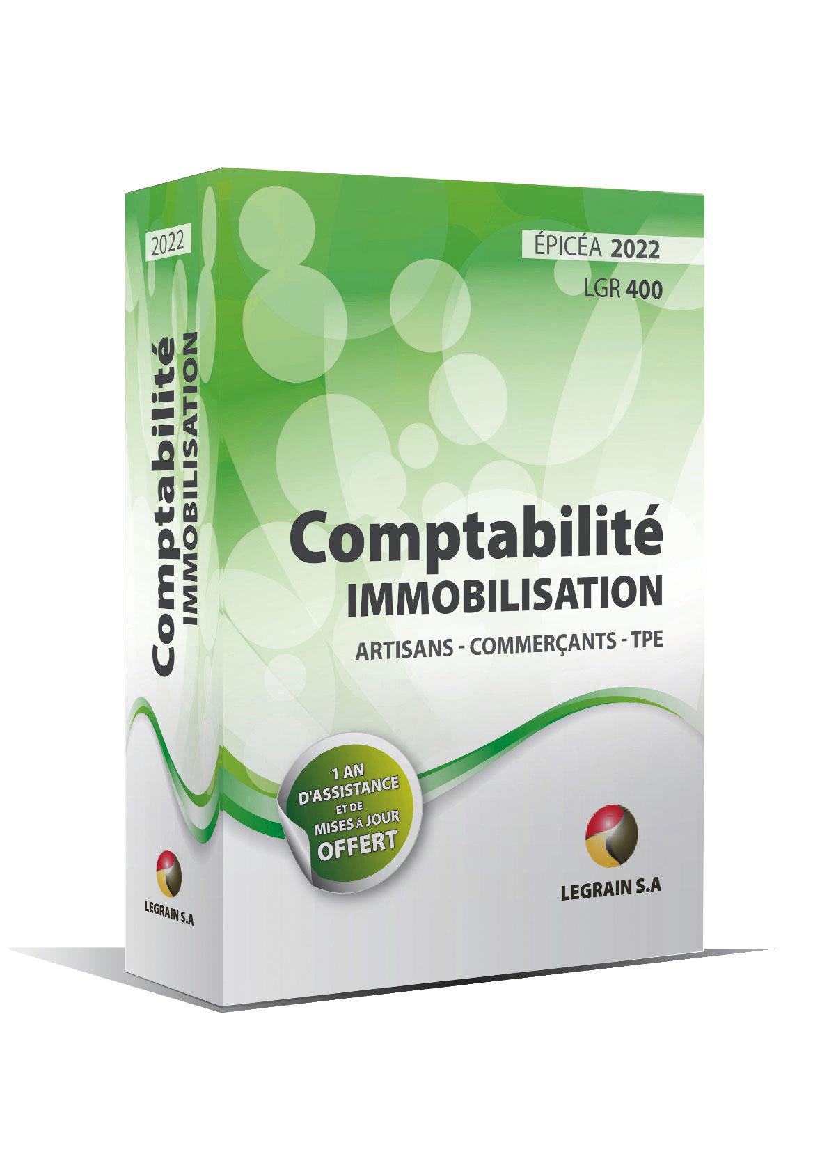 legrain - logiciels de comptabilité Artisans, TPE, Commerçant