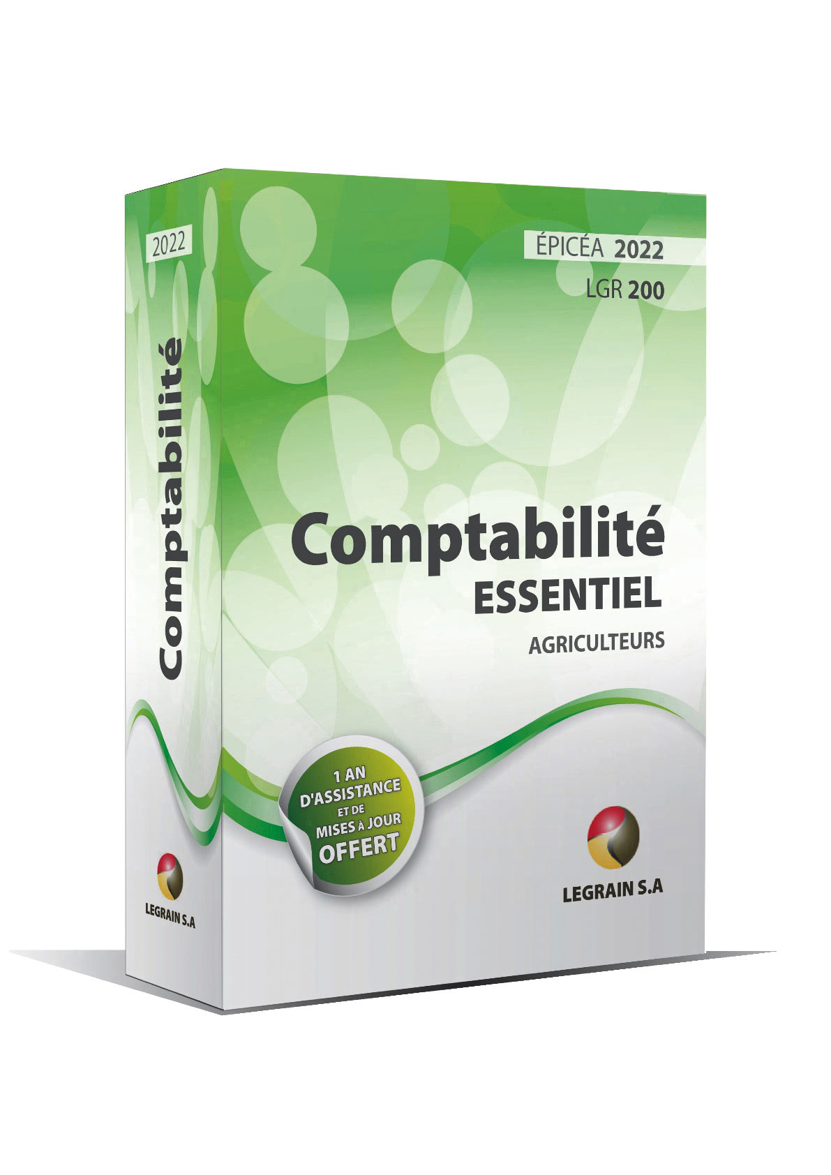 legrain - logiciels de comptabilité agricole