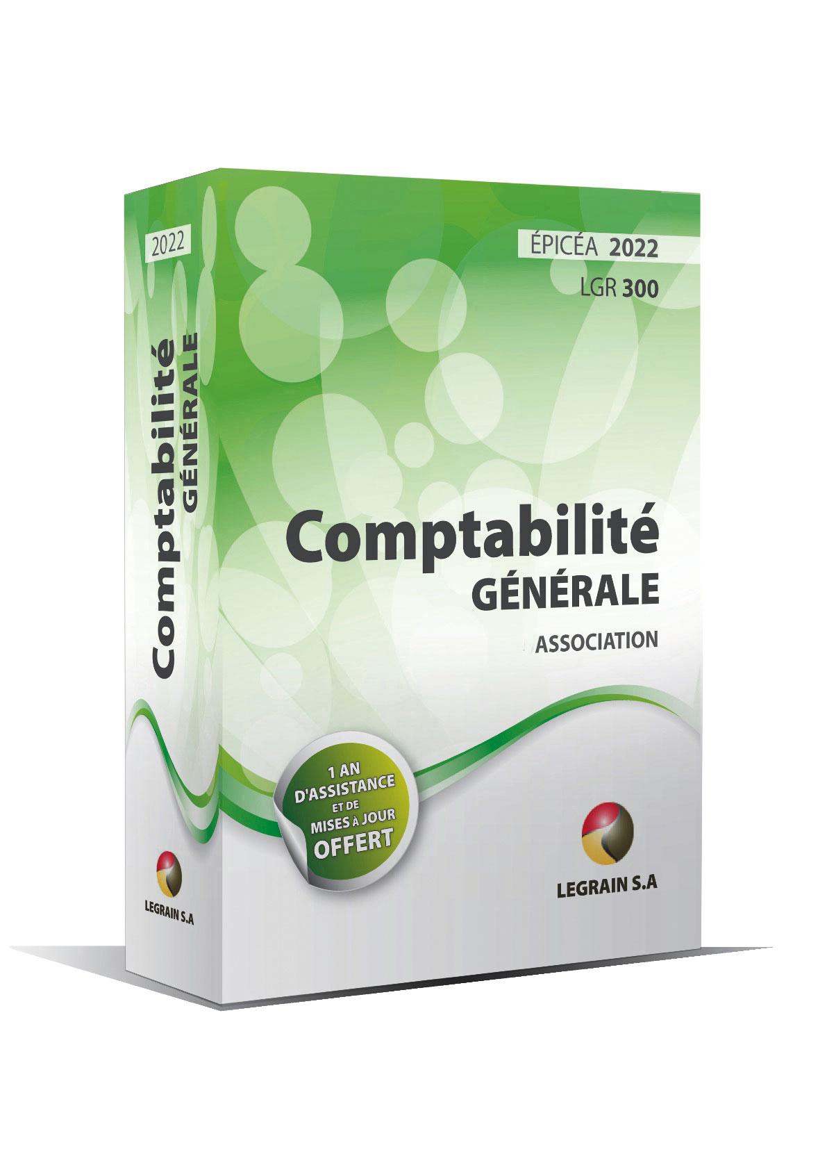Legrain - logiciels de comptabilité associations