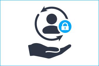 Espace client sécurisé avec votre logiciel de gestion en ligne